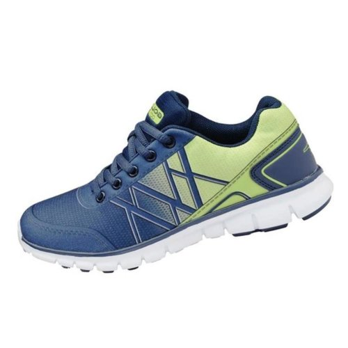 Gola G-Blast Blue / Lime Trainers