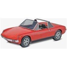 Rvm4378 - Revell Monogram 1:25 - Porsche 914/6 2n1