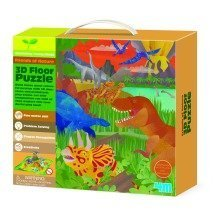 3D Floor Puzzles Dinosaurs - Young Minds