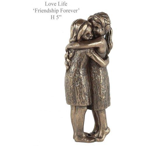 Love Life Friendship Forever Figurine