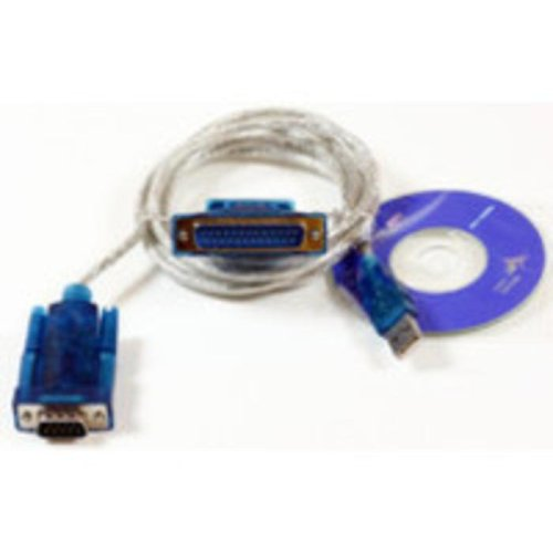 Microconnect USBADB25 serial cable