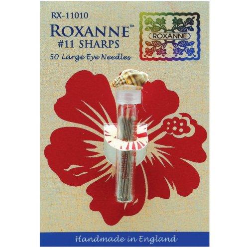 Roxanne Sharps Hand Needles-Size 11 50/Pkg
