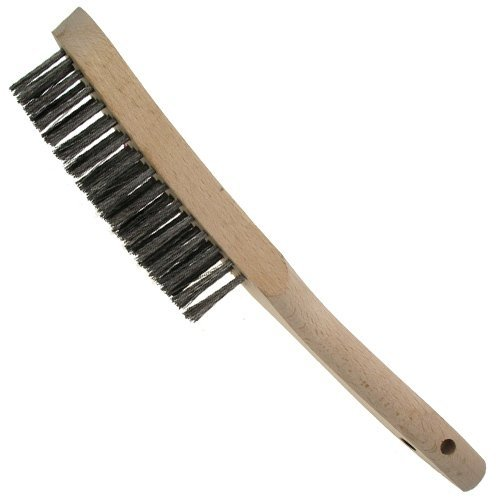 RST RST5804 Wire Scratch Brush 4 Row