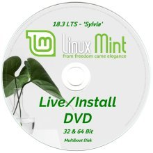Linux Mint 18.3 32/64 Bit