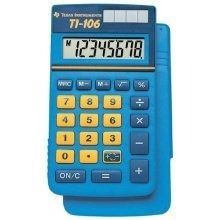 Texas Instruments 4 Function Calculator (TI106II)