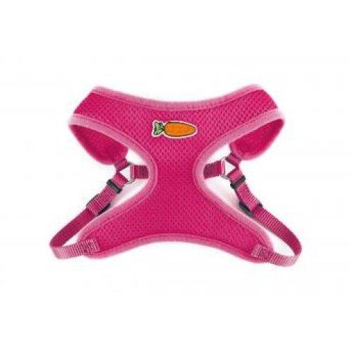 Small Animal Mesh Harness & Lead Set Pink Medium
