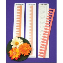 Quilled Creations Quilling Dies-Dahlia & Daisy