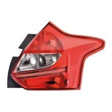 Ford Focus Mk3 2/2011-> Rear Tail Light Drivers Side O/s