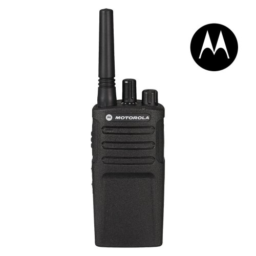 Motorola XT420 2-Way Licence Free Business Radio PMR446 Rugged 9km Walkie Talkie