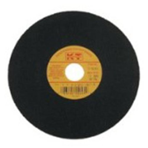 KT Industries 395924616 13300 Reinforced Cut-Off Wheel - 4.5 x 0.12 x 0.87 in.