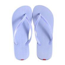 Unisex Casual Flip-flops Beach Slippers Anti-Slip House Slipper Indigo Blue