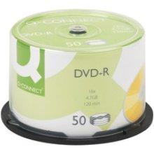 Q-CONNECT DVD-R CAKEBOX PK50