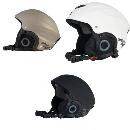 Trespass Adults Skyhigh Protective Snow Sport Ski Helmet