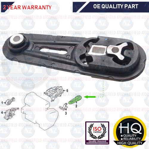 FOR NISSAN JUKE 1.6 F15 LEFT FRONT ENGINE HYDRO MOUNTING MOUNT 113601KA0A NEW