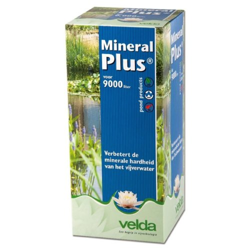 Velda Mineral Plus 1500 ml Pond Solution Additive Water Hardness Plus 122110