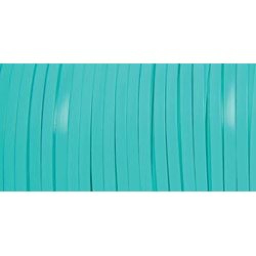 """Rexlace Plastic Lacing .0938""""X100yd-Turquoise"""