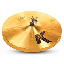 Zildjian K0926 16 inch K Zildjian Light Hihat Pair