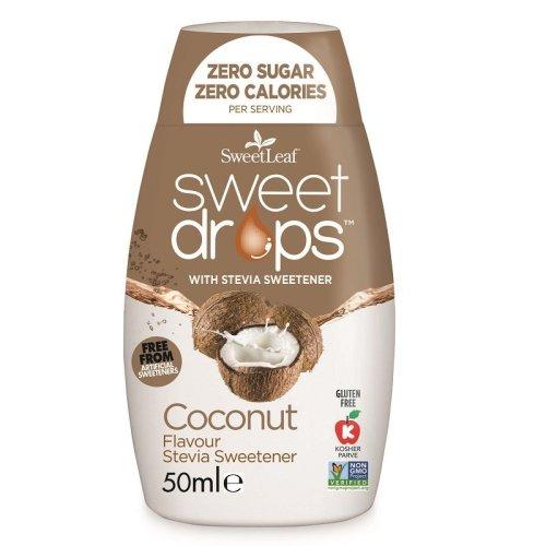 Sweetleaf Sweet Drops Coconut - 50ml