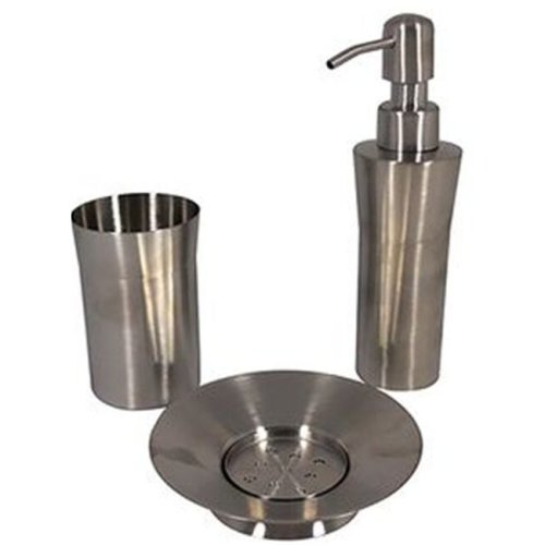 Protenrop 2924314 - Toothbrush holders stainless steel