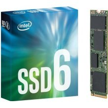 Intel DrivePEKKW010T7X1 600P 1 TB PCIe NVMe M.2Solid State Drive - Metallic