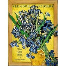 Art Game:  Van Gogh & Friends  (Book & Cards)