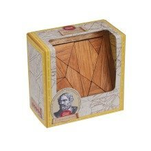 Professor Puzzle Great Minds - Archimedes' Tangram Puzzle