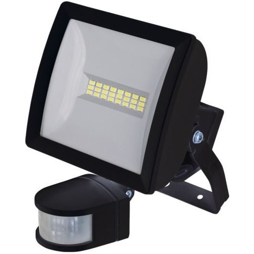 Timeguard Ledx10pirb Floodlight 10w Led W/a Black