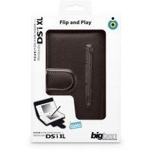 Big Ben Flip and Play Pack Plus Stylus - Chocolate Nintendo DS