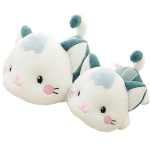 Set of 2 Lovely Cartoon Cat Car Odor Charcoal Bag Air Freshener/Purifying Bag