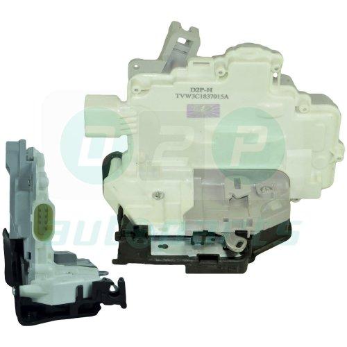 FOR AUDI A1 A4 A5 A6 A7 A8 FRONT LEFT DOOR LOCK ACTUATOR MECHANISM 8J2837015C