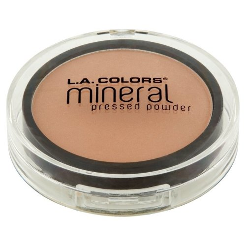 LA Colors Mineral Pressed Powder Creamy Natural 7.5g CMP303