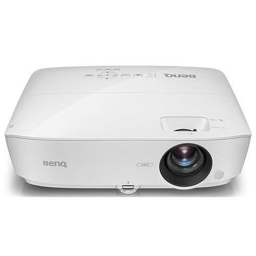 BenQ TH534 DLP, 1080p, 3300 AL, High Contrast Ratio 15,000:1, 1.2x Zoom - White