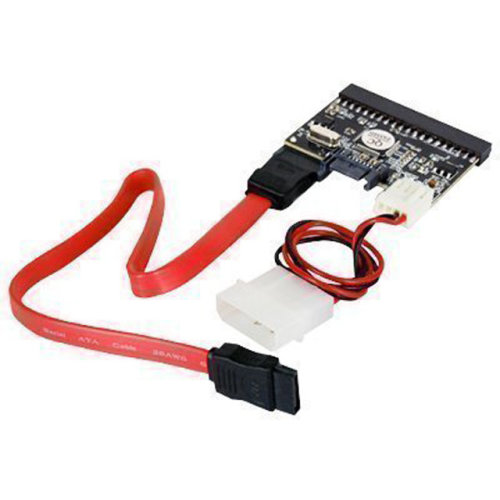 TRIXES IDE to SATA or SATA to IDE Converter Adaptor