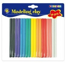 Pbx2470938 - Playbox - Modelling Clay (9 Colours) - 18 Bars