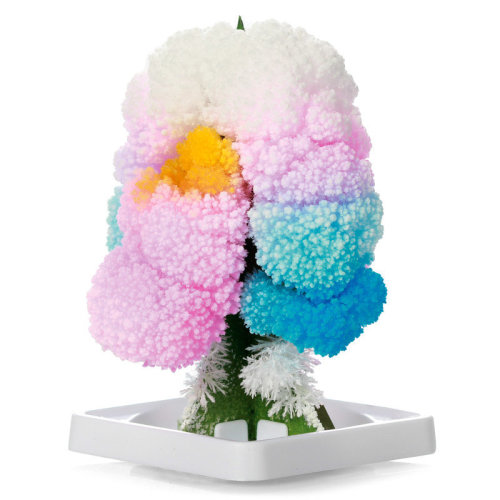 Magic Growing Tree - Crystal Toy Gift Science Tobar -  tree magic growing crystal toy gift science tobar