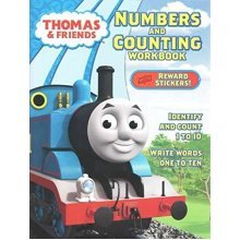 Thomas and Friends Learning Series: Numbers and Counting