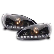 Daylight headlight  Mercedes S-Classe W220 Year 02-05 black