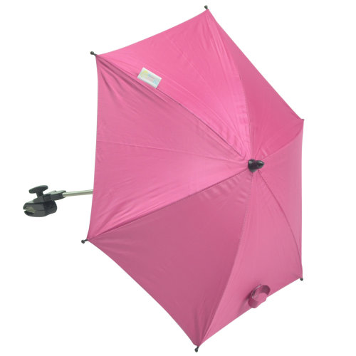 Baby Parasol compatible with Chicco Trio Enjoy Hot Pink