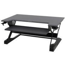 Ergotron WorkFit-TL Black computer desk