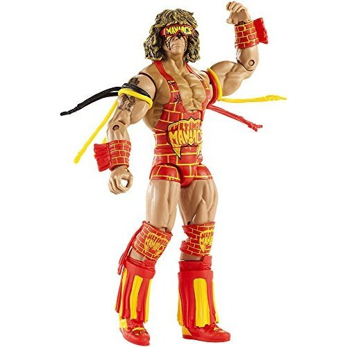 "WWE DMF60 ""Defining Moments Ultimate Warrior"" Action Figure"