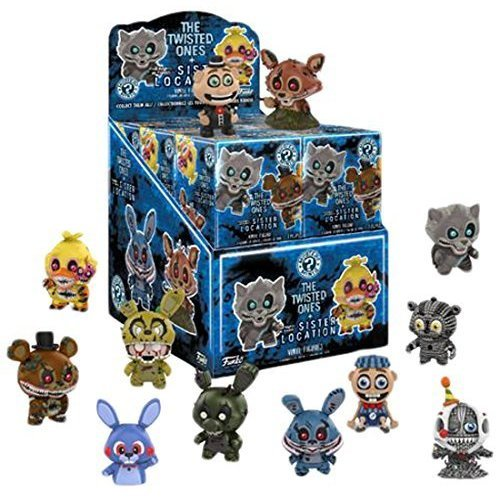 Funko MYSTERY MINI Five Nights At Freddy's Twisted Ones Series 3 - One Blind Box