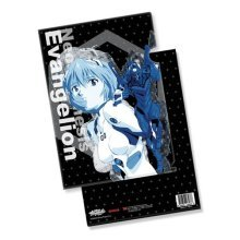 Evangelion: Rei and EVA Unit 0 (Pack of 5) File Folder