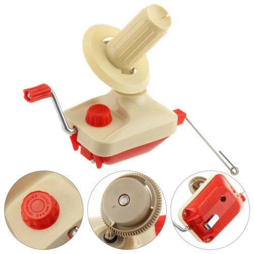 Yarn Winder Fiber Hand Operated Wool String Thread Skein Ball Holder Machine