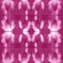 chalk printed eco texture non woven wallpaper Tie-dye shibori pattern Intense fuchsia pink