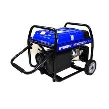 Garden Equipment - Hyundai HY3800LEK-2 3.2kW / 4.00kVa* Recoil Start Site Petrol Generator