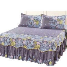 Luxurious Durable Bed Covers Multicolored Bedspreads, #30
