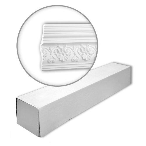 Profhome 150285 Cornice moulding 1 Box 7 pieces | 14 m