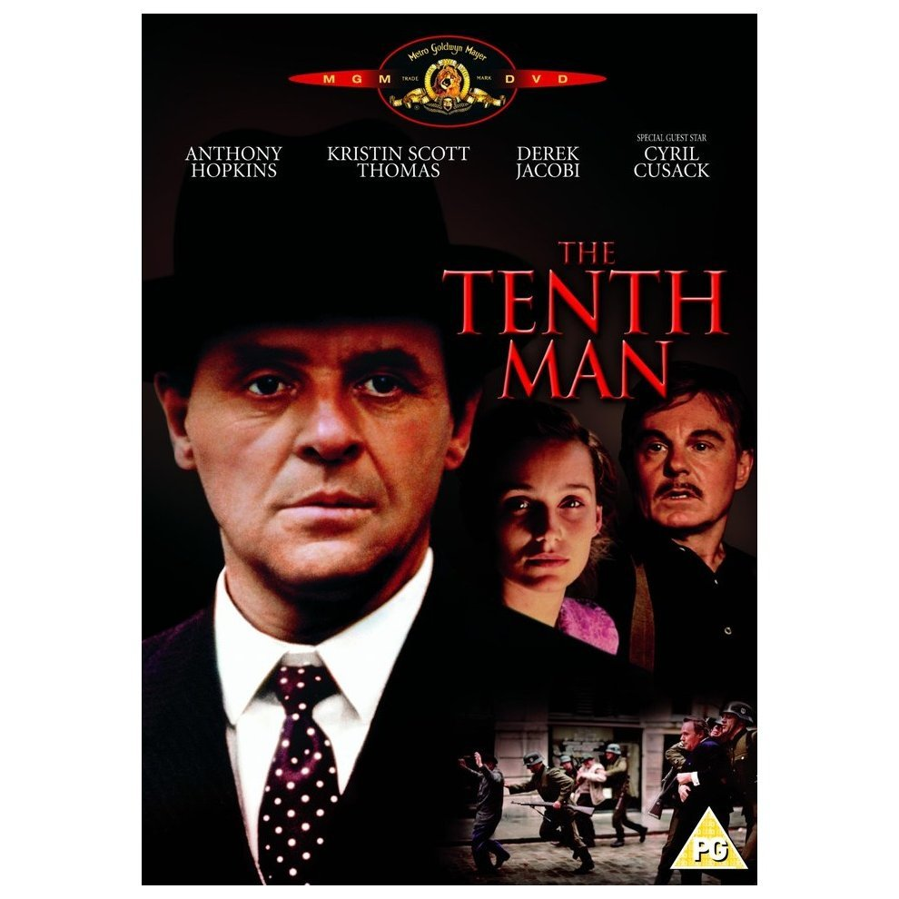 the tenth man At the end of the war he returns to his house and tries to integrate himself with the family of the man chosen as one of the victims, lawyer chavel trades his place with another man in return for all his.