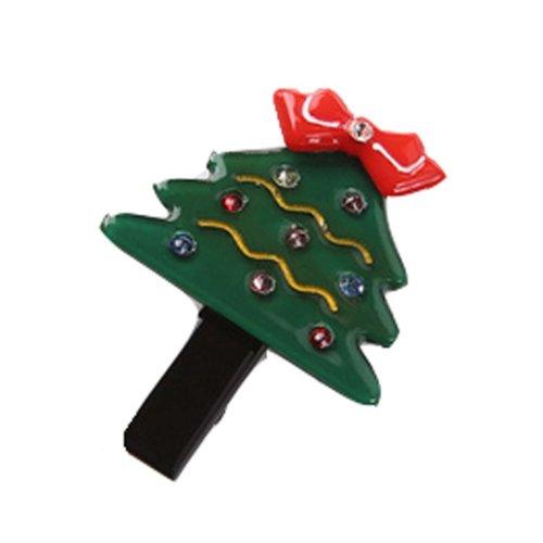 5 Pieces Christmas Lovely Cartoon Hair Clips Cute Hair Claw For Girls, 4.5*3.5cm