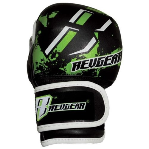 Revgear 229001 MEDIUM Youth Deluxe MMA Gloves